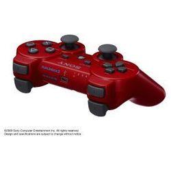 Kontroler PS3 DualShock Czerwony OEM