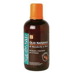 GEOMAR Olio Naturale - Ryżowy olejek nawilżający do ciała 100% naturalny 250ml
