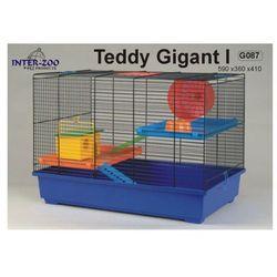 Inter-Zoo klatka dla chomika Teddy Gigant I
