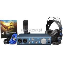 Presonus AudioBox iTwo Studio USB interfejs audio, zestaw nagraniowy Płacąc przelewem przesyłka gratis!