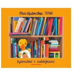 Kalendarz Pan Kuleczka 2016