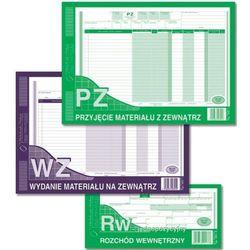 Kwitariusz przychodowy Michalczyk & Prokop 400-3, numerowany, format A5 - zamówienia, porady i rabaty (34)366-72-72 sklep@solokolos.pl