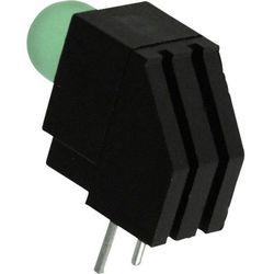 Moduł LED Zielony (DxSxW) 13.08 x 12.62 x 6.1 mm Dialight 550-2208F