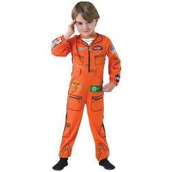 Pilot samolotu - przebranie karnawałowe dla chłopca - rozmiar M