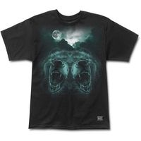 koszulka GRIZZLY - Roar At The Moon Blk (BLK) rozmiar: M