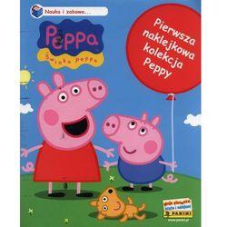 Świnka Peppa Album do naklejek