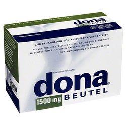 Dona saszetki (glukozamina 1500 mg ) 30 szt.