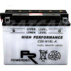 Akumulator motocyklowy Novelbat Y50-N18L-A 20Ah 220A (EN)