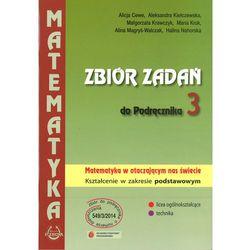 Matematyka w otaczającym nas świecie 3 Zbiór zadan LO/ZP/