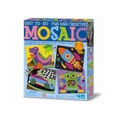 4M, mozaika dla chłopców