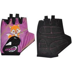 Rękawice rowerowe dziecięce AXER SPORT A0801 (rozmiar S)