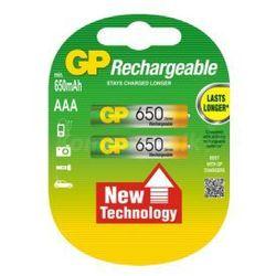 GP AAA 650mAh (2 szt.)
