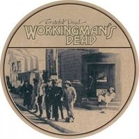 Workingman's dead (50th anniverary - picture vinyl) - grateful dead (płyta winylowa)