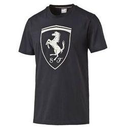 Koszulka Puma Ferrari Big Shield Tee black 2016