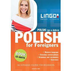 Polski raz a dobrze. Wersja angielska + CD