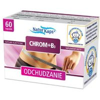 Chrom + B3 Naturkaps 60 kaps.