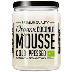 DIET-FOOD Organic Coconut Mousse (pasta kokosowa) 500ml