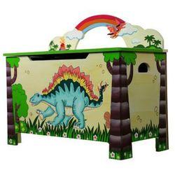 F.FIELDS Dinozaury Skrzynia Na Zabawki