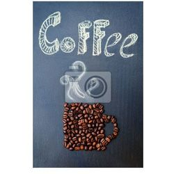 Obraz coffee with coffee beans