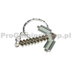 Breloczek na klucze Minecraft Pickaxe