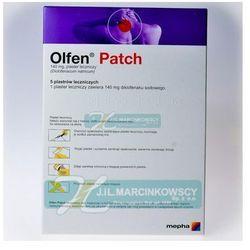Olfen patch plaster leczniczy x 5 szt