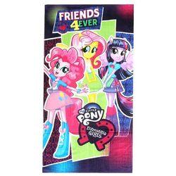 Ręcznik plażowy / kąpielowy My Little Pony - Equestria Girls