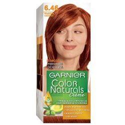 Color Naturals farba do włosów 6.46 Czerwień miedziana