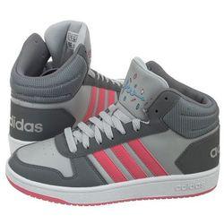 buty adidas hoops animal mid f98864 w kategorii Damskie