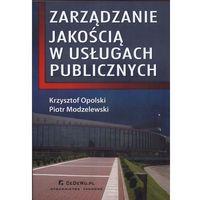 Zarządzanie jakością w usługach publicznych (opr. miękka)