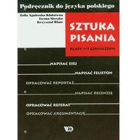Sztuka pisania 1-3 Podręcznik do języka polskiego (opr. miękka)