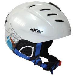 Kask narciarski Raven - Biały