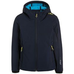 CMP Kurtka Softshell navy/sea blue/acacia