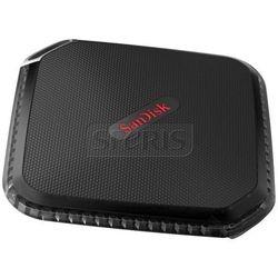 Dysk Twardy Zewnętrzny SSD Sandisk Extreme 500 Portable 480GB, read/write (415Mb/s+ 340MB/s) - SDSSDEXT-480G-G25