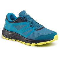 Buty SALOMON - Trailster 2 Gtx W GORE-TEX 409637 27 W0 Lyons Blue/Navy Blazer/Evening Primrose