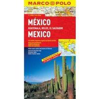 Meksyk 1: 2,5 mln - mapa Marco Polo (opr. twarda)