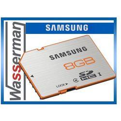 Karta pamięci SAMSUNG 8GB SDHC Standard 24MB/s