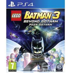 Gra PS4 Lego Batman 3 Poza Gotham + DARMOWY TRANSPORT! + Zamów z DOSTAWĄ JUTRO!