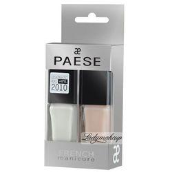 PAESE - FRENCH manicure - Profesjonalny zestaw do francuskiego manicure i pedicure-10