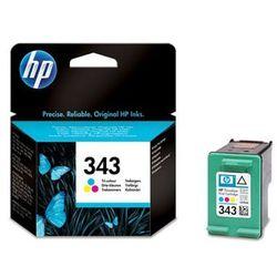 Tusz Oryginalny 343 Kolorowy do HP PSC 1510 - DARMOWA DOSTAWA w 24h