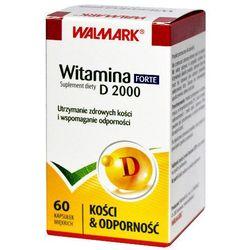 WALMARK Witamina D 2000 Forte 60kaps.