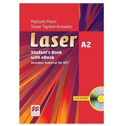 Laser Edition A2 SB + eBook + CD-Rom - Malcolm Mann, Steve Taylore-Knowles