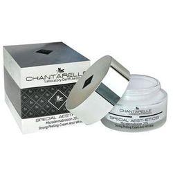 Chantarelle - Nutri Maxx 40+ Microdermabrasion 20% Strong Peeling Cream Anti-Wrinkle - Krem mikrodermabrazja 20% intensywny peeling z 20% zawartością