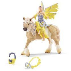 SCHLEICH Sera na koniu w uroczystym ubraniu 70503