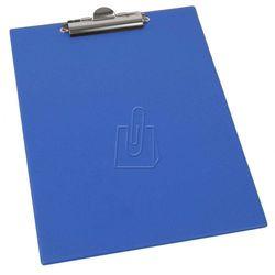 Deska z klipem A4 Biurfol niebieska