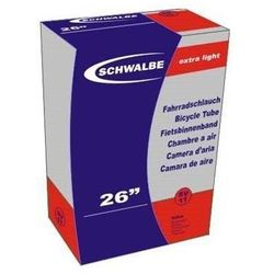Dętka Schwalbe Extra Light 26x1.00, 650x18/23C / SV11 / presta 40 mm