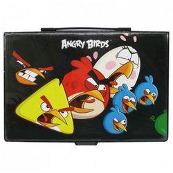 Zestaw artystyczny 72 elementy Angry Birds