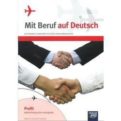 mit beruf auf deutsch język niemiecki zawodowy podręcznik z ćwiczeniami