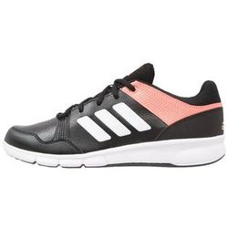 adidas Performance NIRAYA Obuwie treningowe core black/white/sun glow