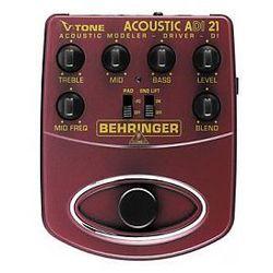 Behringer V-TONE ACOUSTIC DRIVER DI ADI21 efekt gitarowy