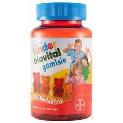 Kinder Biovital Gumisie żelki - 30 szt.